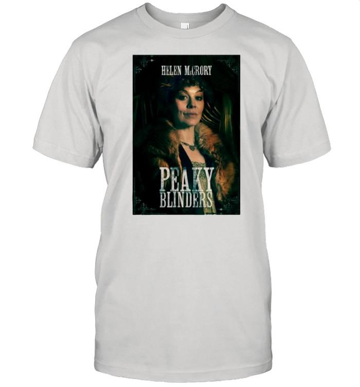 Helen Mccrory Peaky Blinders  Classic Men's T-shirt