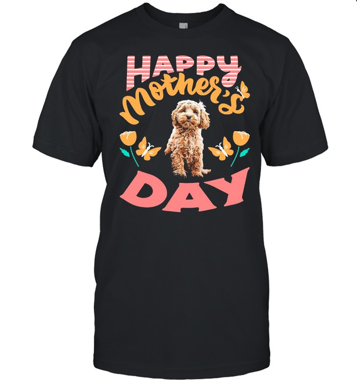 Goldendoodle Happy Mother's Day 2021 shirt Classic Men's T-shirt