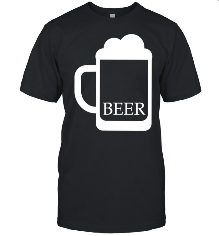 Womens Beer Beer shirt Classic Men's T-shirt