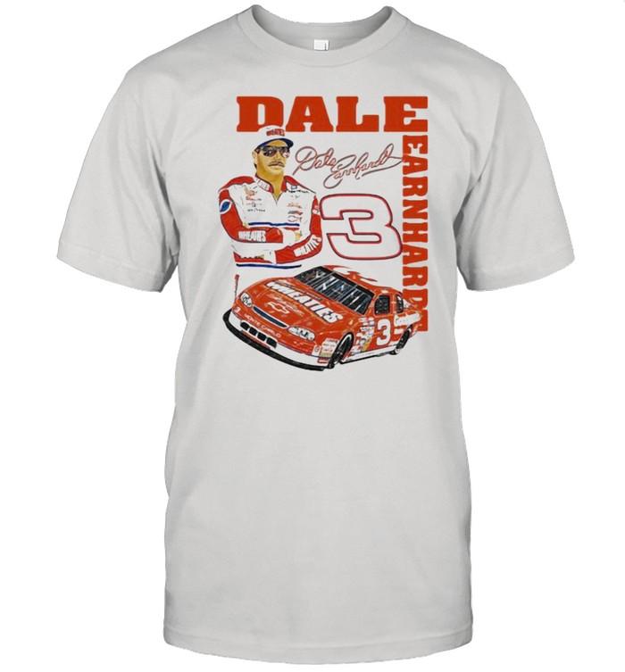 Dale Earnhardt Signature Nascar  Classic Men's T-shirt