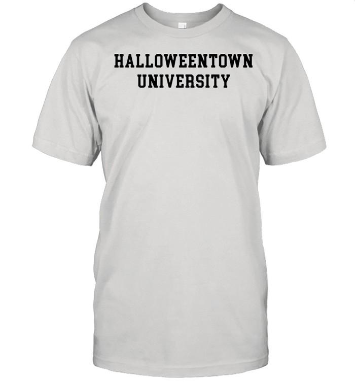 Halloweentown university shirt Classic Men's T-shirt