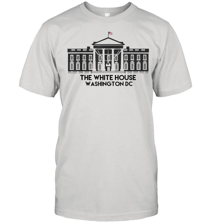 The White House Souvenir Washington DC shirt Classic Men's T-shirt