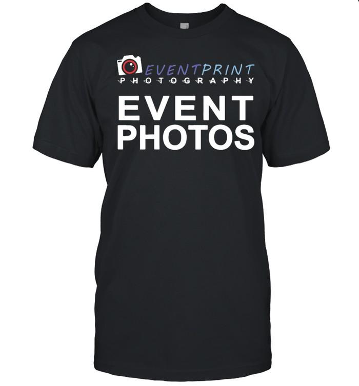 Event print photography event photos shirt Classic Men's T-shirt