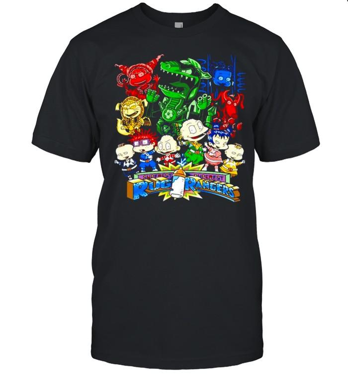 Superest ruperest Rugrangers shirt Classic Men's T-shirt
