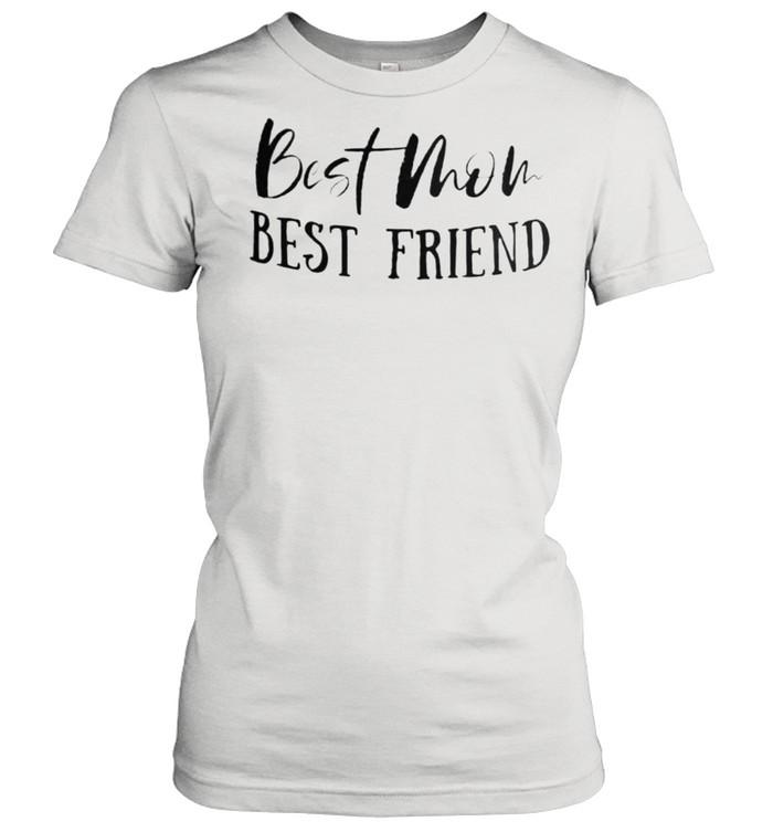 best mom best friend shirt classic womens t shirt