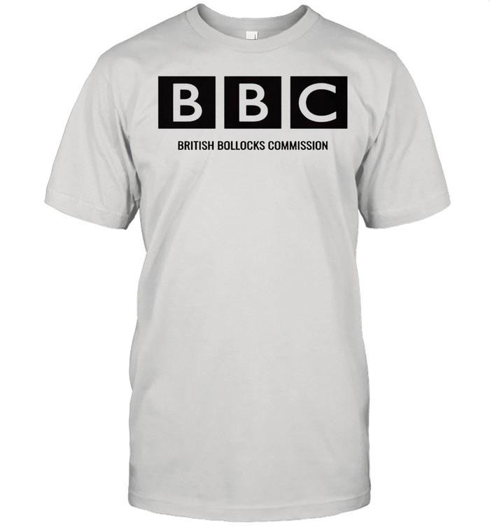 BBC British bollocks commission shirt Classic Men's T-shirt