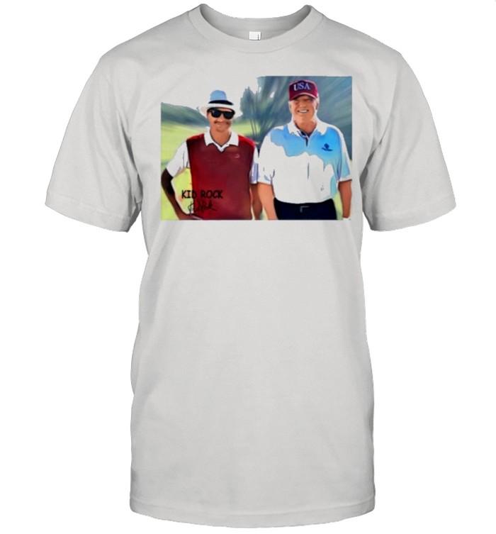 Kid Rock & Potus shirt Classic Men's T-shirt
