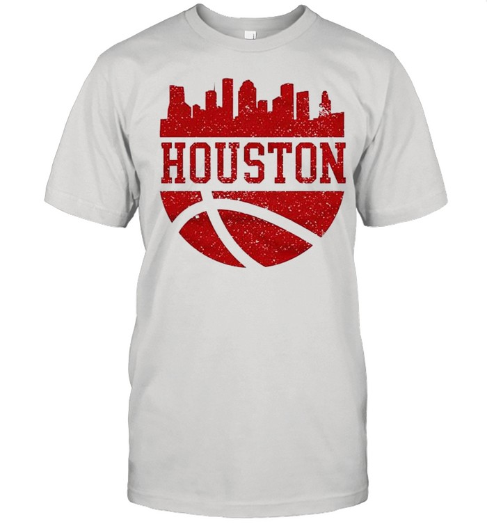 Houston Texas City Ball Texas Lifestyle shirt Classic Men's T-shirt