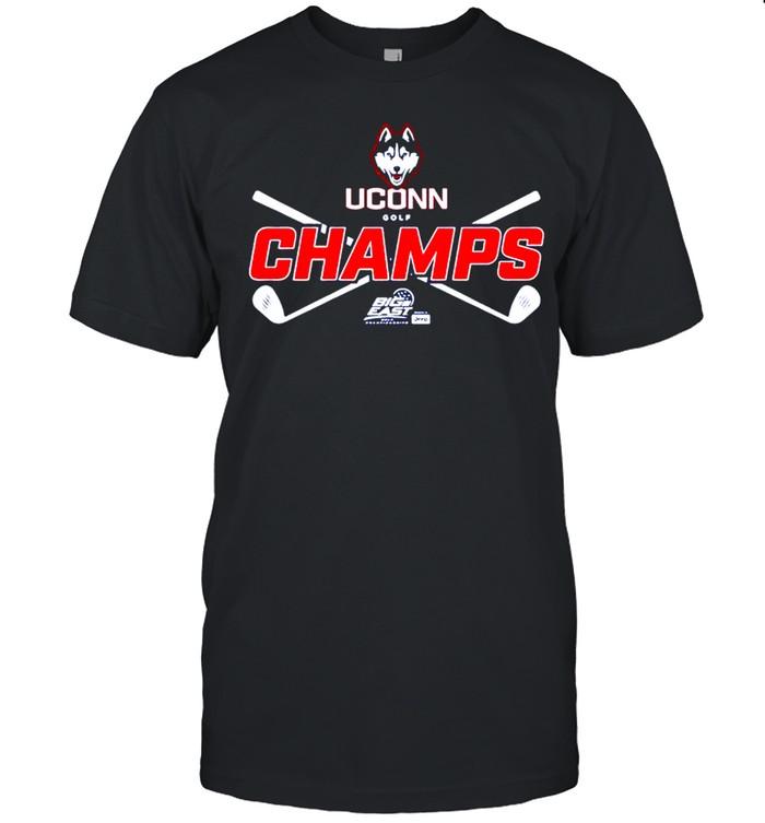 UConn Huskies golf champs shirt Classic Men's T-shirt