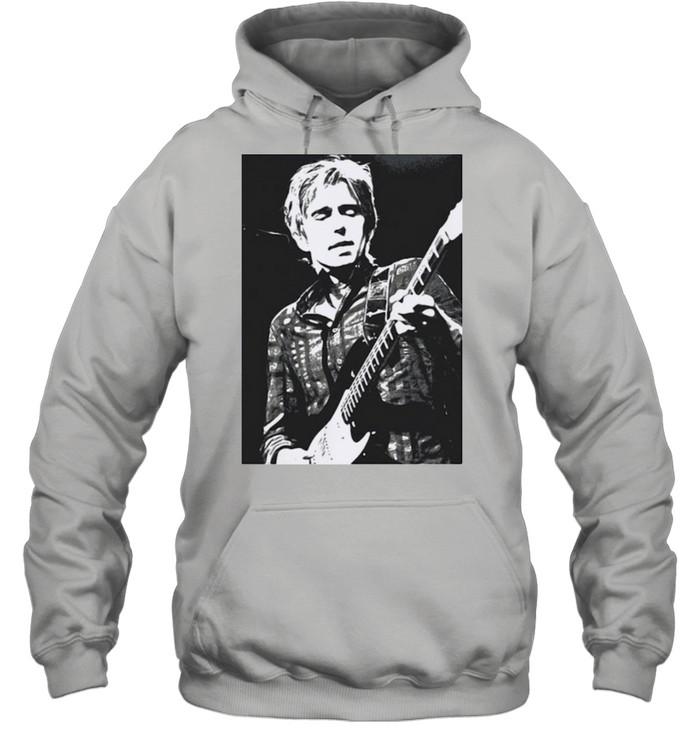 eric johnson shirt unisex hoodie