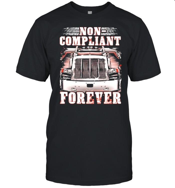 Non Compliant Forever Truck  Classic Men's T-shirt