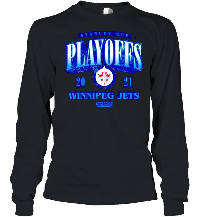 stanley cup playoffs winnipeg jets shirt long sleeved t shirt