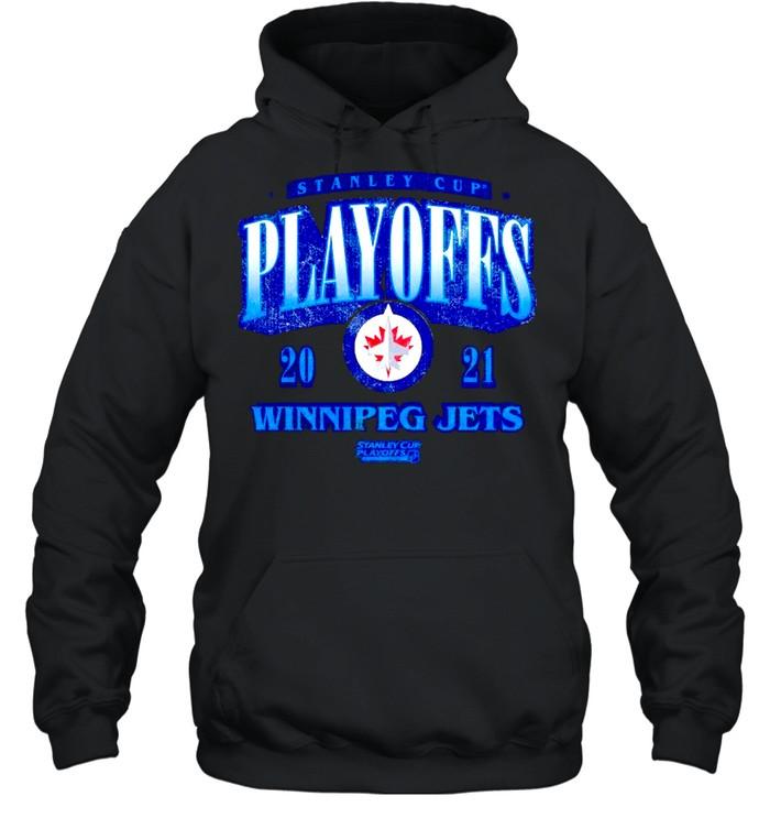 stanley cup playoffs winnipeg jets shirt unisex hoodie