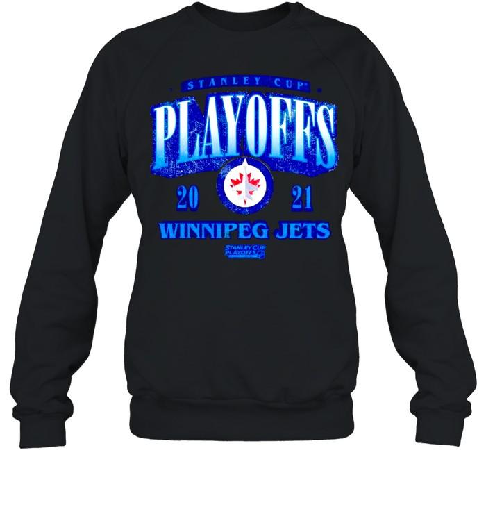 stanley cup playoffs winnipeg jets shirt unisex sweatshirt