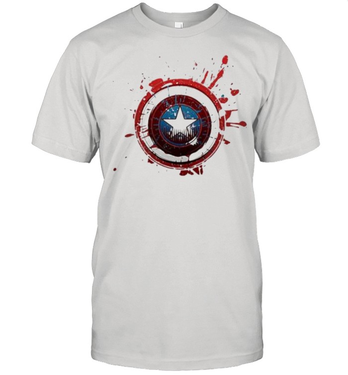 Captain america Marvel The Falcon and the winter soldier shirt Classic Men's T-shirt