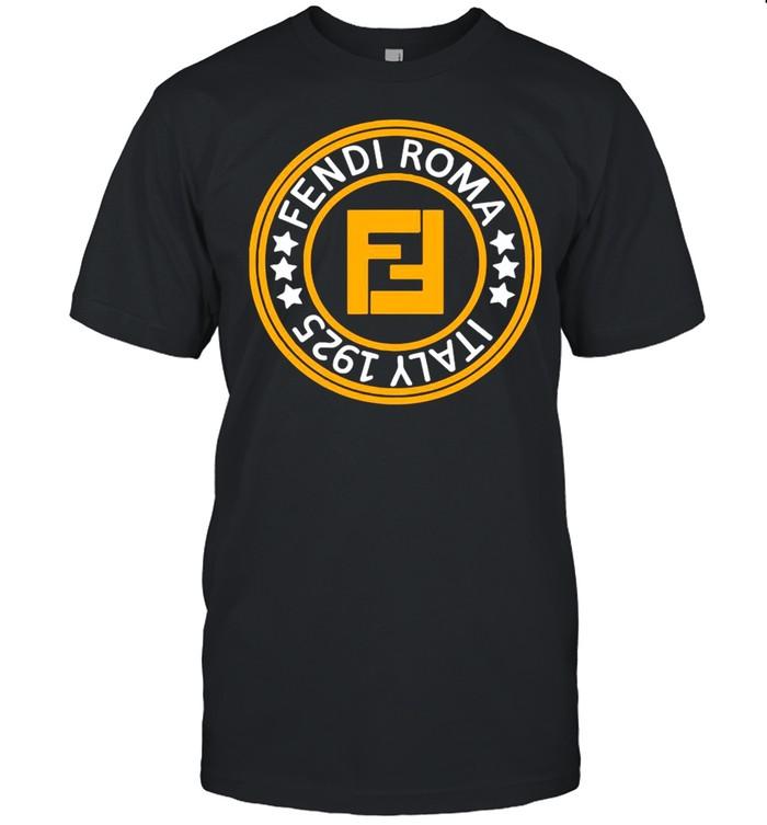 Fendi Roma Italy 1925  Classic Men's T-shirt