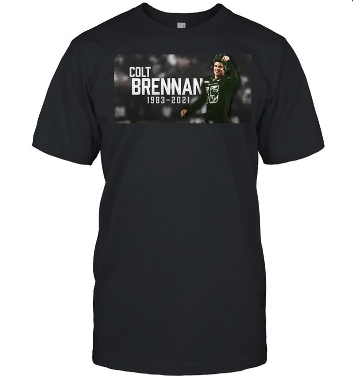 Legend Colt Brennan 1983 2021 shirt Classic Men's T-shirt