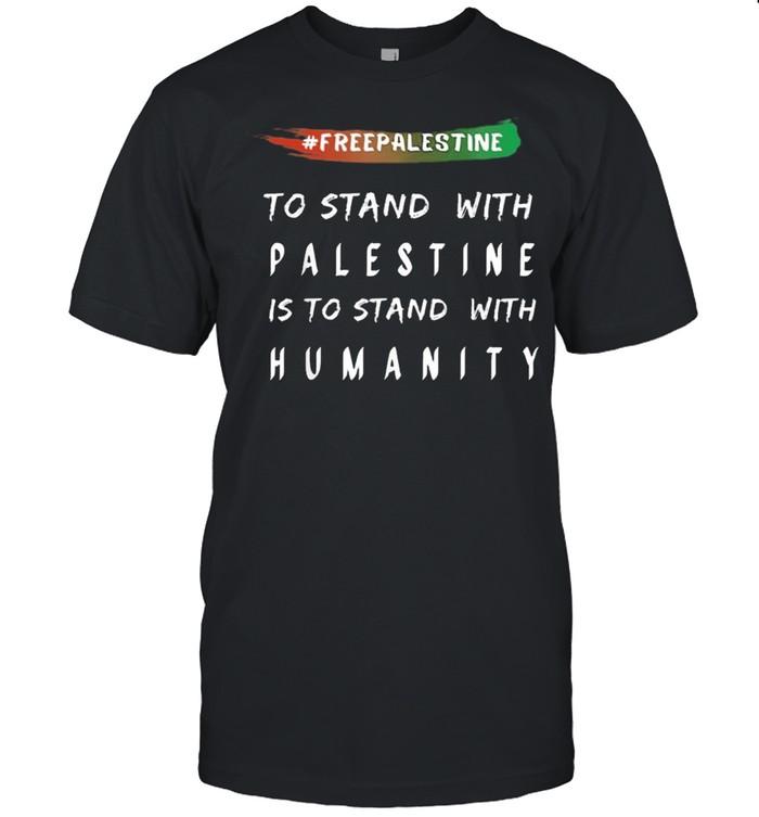 Freepalestine peace for palestine shirt Classic Men's T-shirt