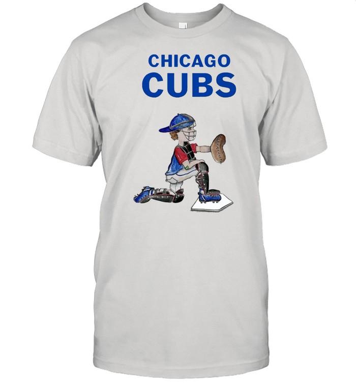 Chicago Cubs Caleb the Catcher shirt Classic Men's T-shirt