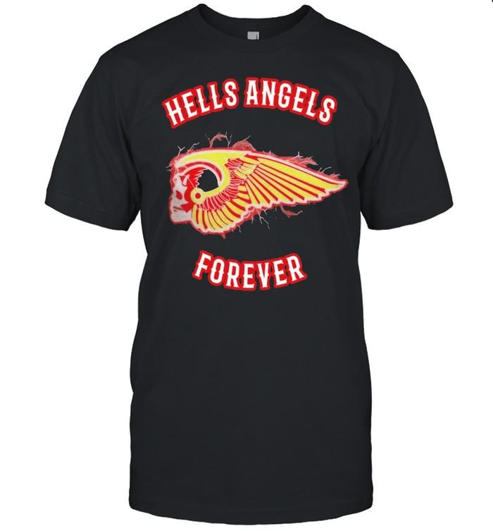 Hells Angels Forever 2021 shirt Classic Men's T-shirt