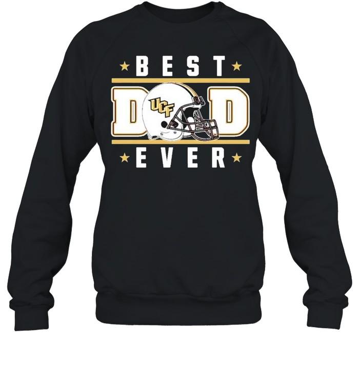 ucf knights best dad ever shirt unisex sweatshirt