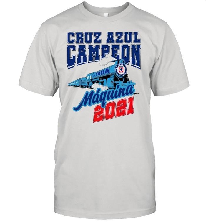 Cruz Azul Campeon 2021 a toda Maquina shirt Classic Men's T-shirt