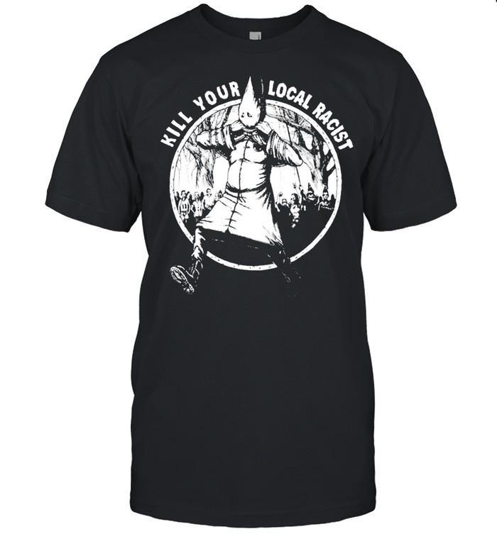 Diablo macabre kill your local racist shirt Classic Men's T-shirt