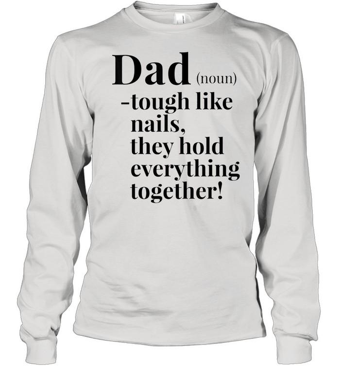 fathers days dad definition noun shirt long sleeved t shirt