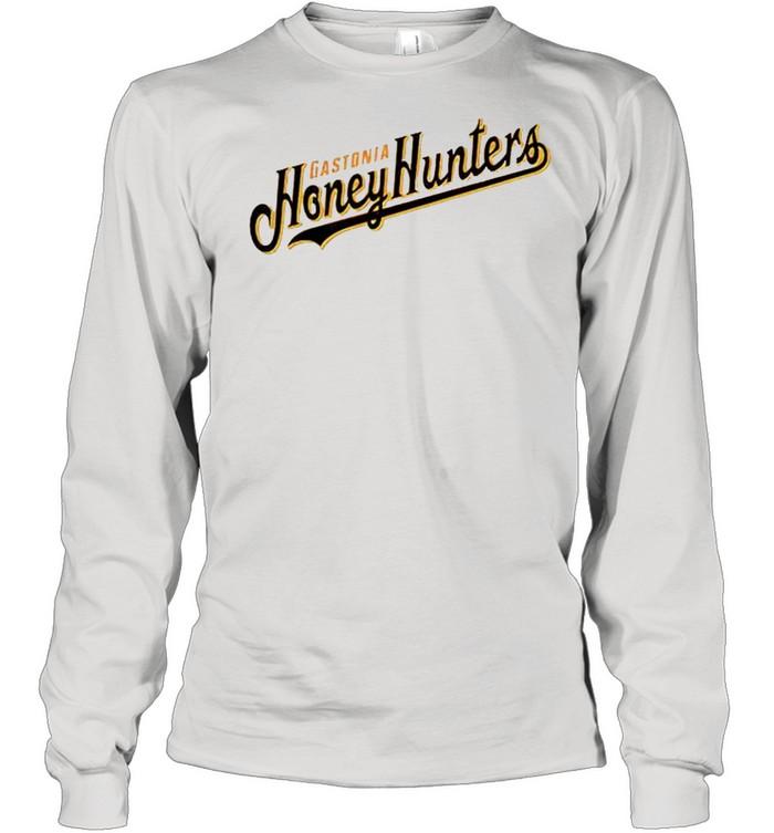 gastonia honey hunters shirt long sleeved t shirt