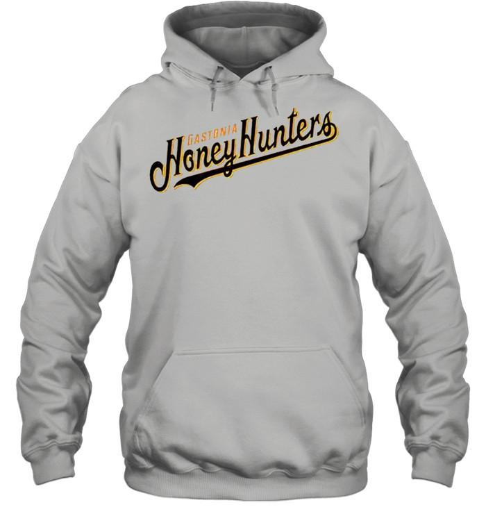 gastonia honey hunters shirt unisex hoodie