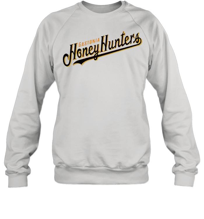 gastonia honey hunters shirt unisex sweatshirt