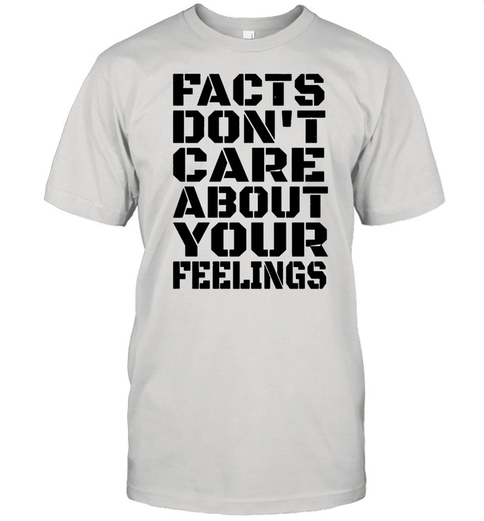 Facts Don't Care About Your Feelings Lovely shirt Classic Men's T-shirt