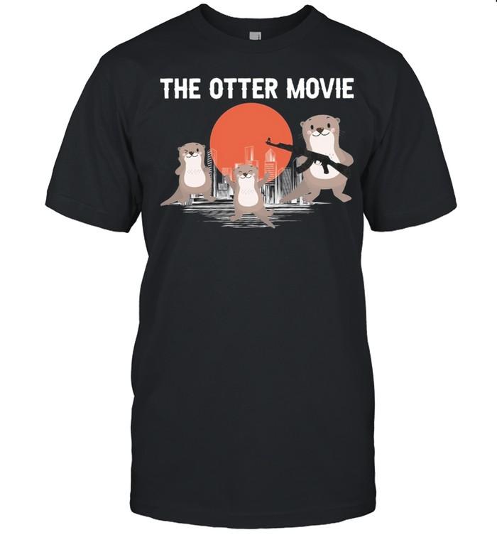 Sloth the otter movie shirt Classic Men's T-shirt