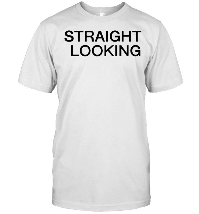 Straight Looking boss project shirt Classic Men's T-shirt