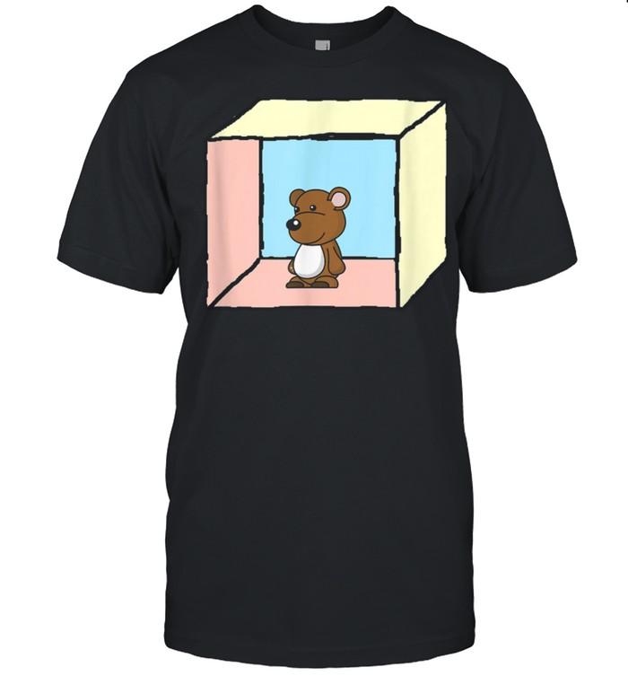 Bears in a box shirt Classic Men's T-shirt