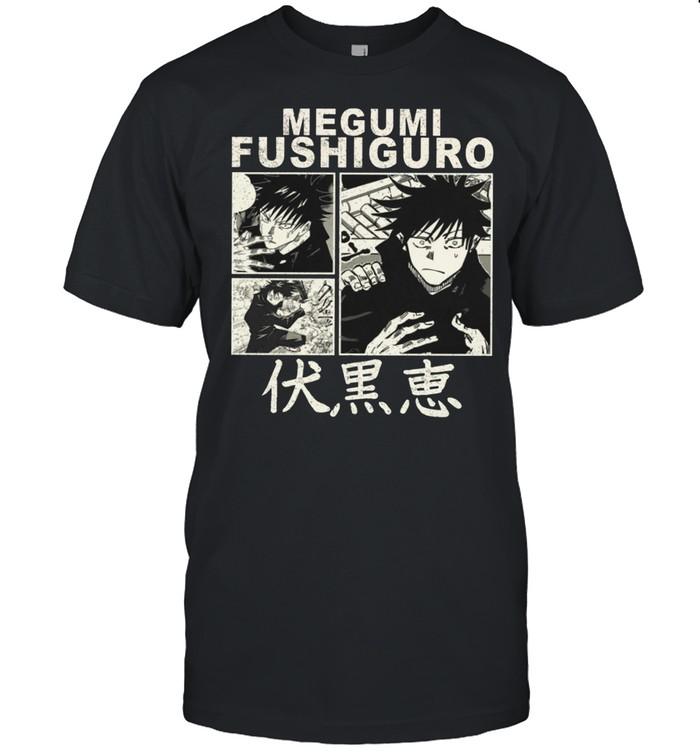 Megumi Fushiguro Jujutsu Kaisen shirt Classic Men's T-shirt