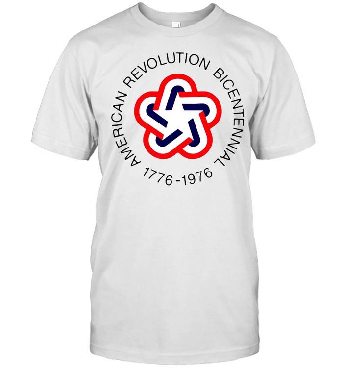 American Revolution Bicentennial 1776-1976 T-shirt Classic Men's T-shirt