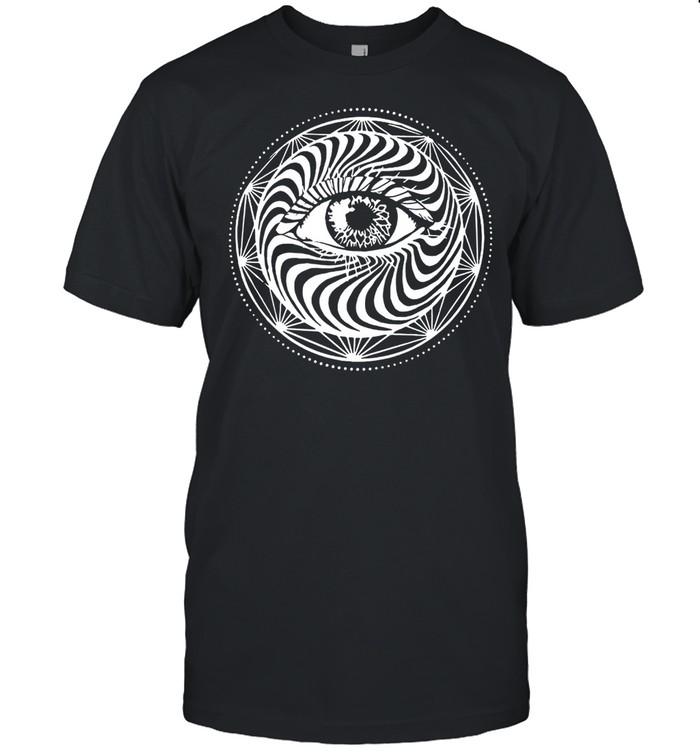 Trippy Black Style 98 T-shirt Classic Men's T-shirt