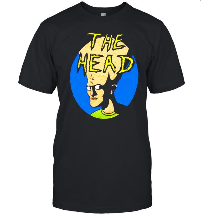 MTV The Head Liquid Television Oddities 90s shirt Classic Men's T-shirt