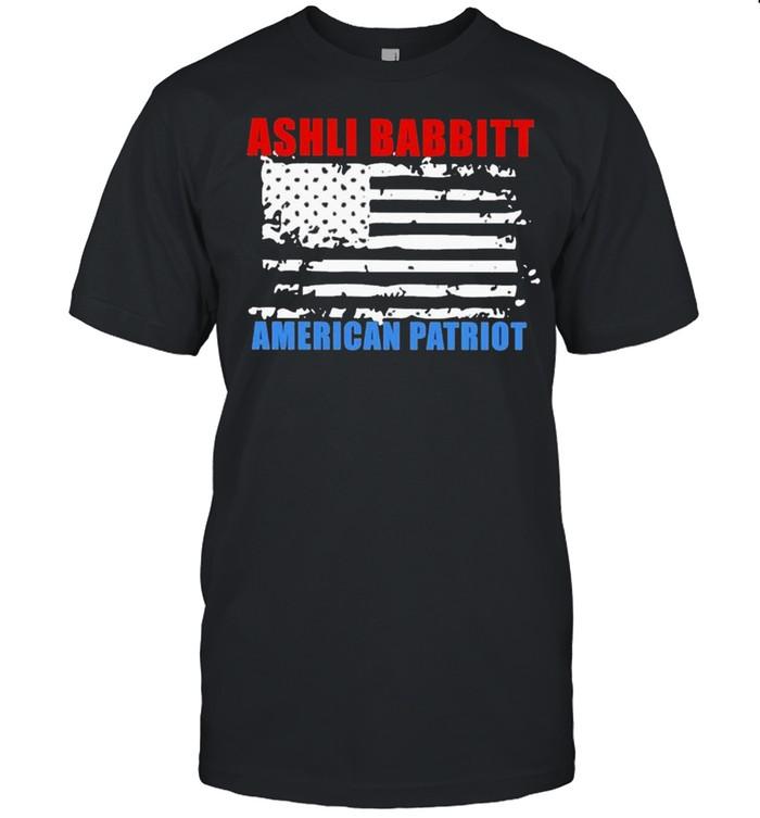 Ashli Babbitt American Patriot shirt Classic Men's T-shirt