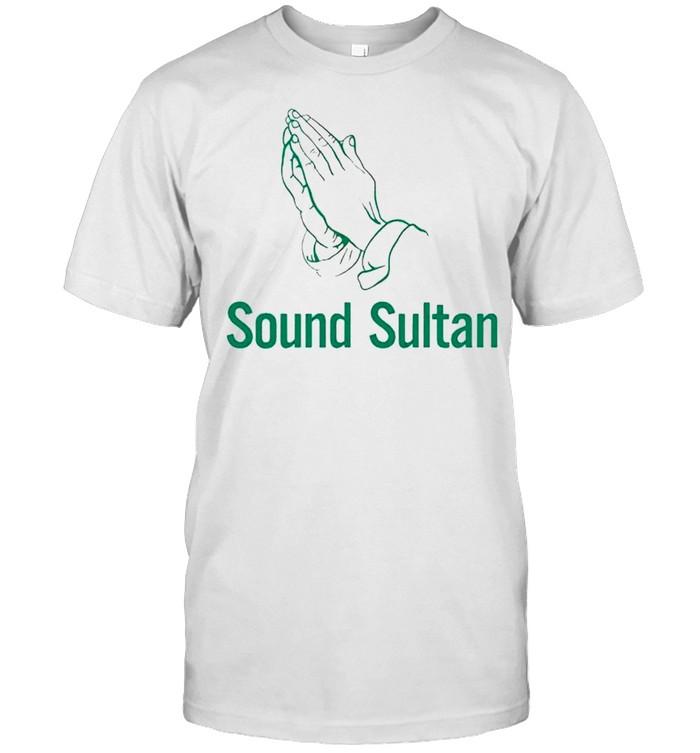 Back RIP Sound Sultan shirt Classic Men's T-shirt