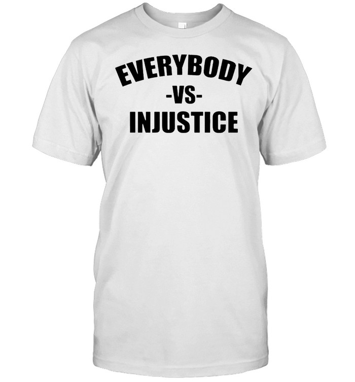 Everybody vs Injustice shirt Classic Men's T-shirt