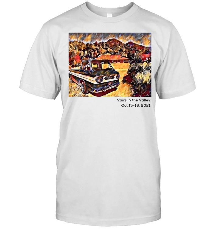 Vairs in the Valley 2021 T- Classic Men's T-shirt