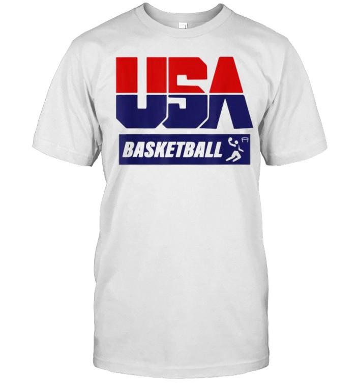 Basketball 2021 USA  Classic Men's T-shirt