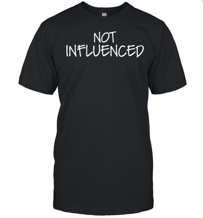 Not influenced  Classic Men's T-shirt