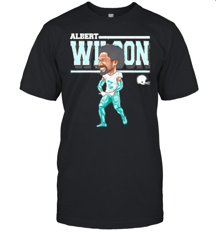 Albert Wilson Cartoon #2 shirt Classic Men's T-shirt