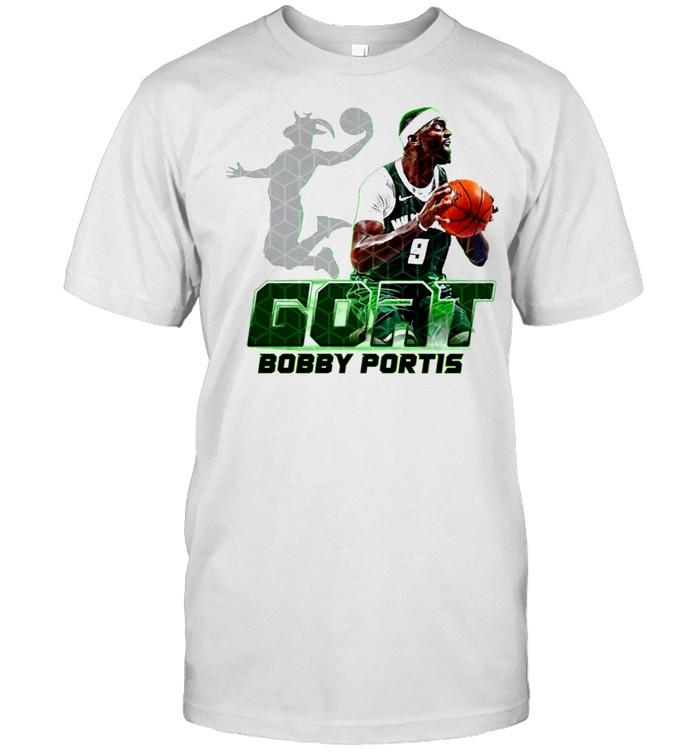 Bobby Portis GOAT shirt Classic Men's T-shirt