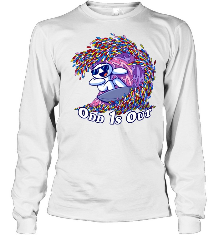 the odd 1s out shirt long sleeved t shirt