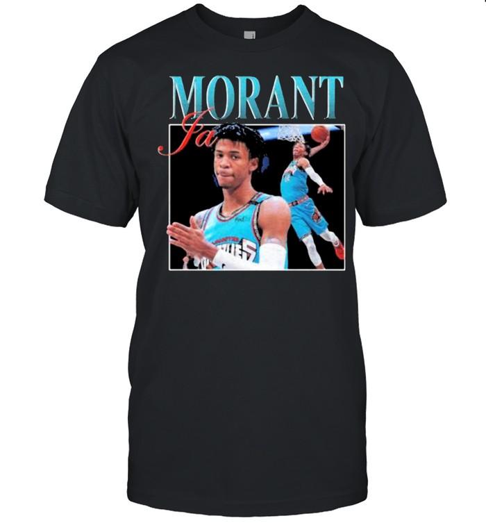 Ja Morant Basketball  Classic Men's T-shirt