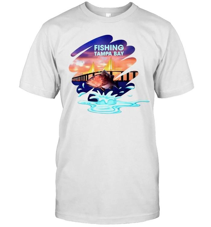 Fishing Tampa Bay shirt Classic Men's T-shirt